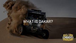 WHAT IS DAKAR? - DAKAR 101