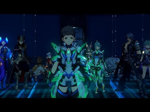 Xenoblade Chronicles 2 - Elysium / Meeting the Architect
