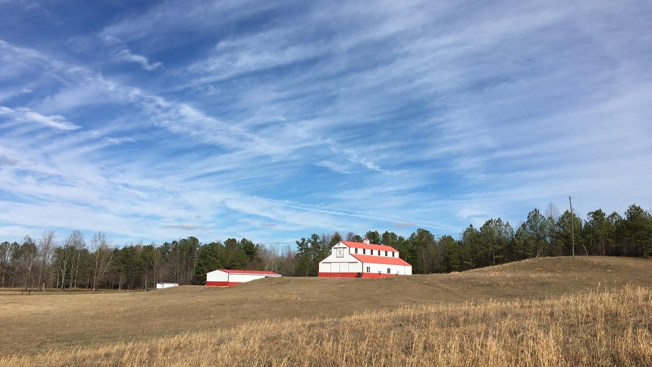Alabama Horse Farm 40 Acres Barn Creek Amp Pond
