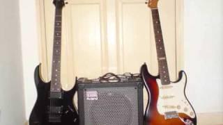 power chords n distortion practice