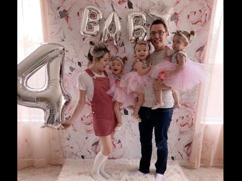 Triplets PLUS ONE!: Pregnancy Announcement!