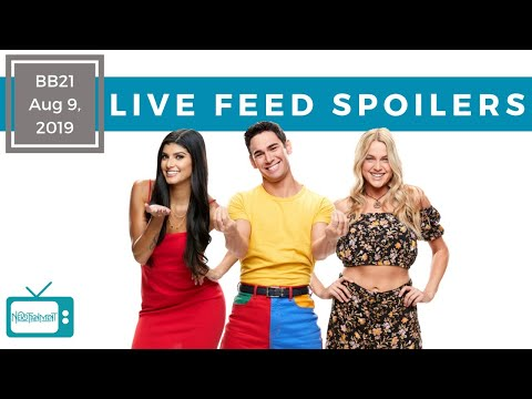 BIG BROTHER 21 FIELD TRIP & NOMINATIONS 8 9 19⎰Nerdtainment