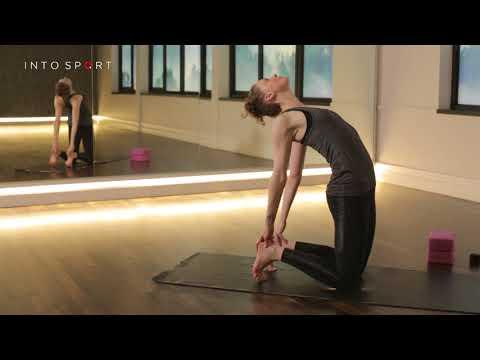 Ustrasana Camel Pose Yoga Technique