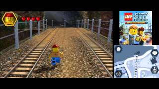 LEGO City Undercover (3DS): The Chase Begins 100% Guide - Fort Meadows - All Collectibles