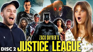 FIRST TIME watching 'Zack Snyder's Justice League' Disc 2 (movie reaction) Thumb