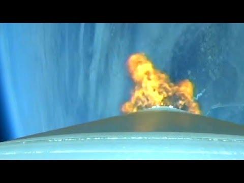 Launch of World View 4 Satellite on ULA Atlas V 401 AV-062