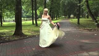 Свадьба, прогулка