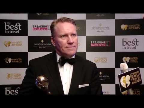 Steve Odell, Senior Vice President & Managing Director, Oceania Cruises