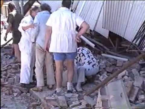 Newcastle Earthquake 1989 - NBN TV News Australia [file 1]