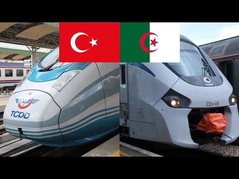 URBAN TRANSPORT IN ALGERIA vs URBAN TRANSPORT IN TURKEY