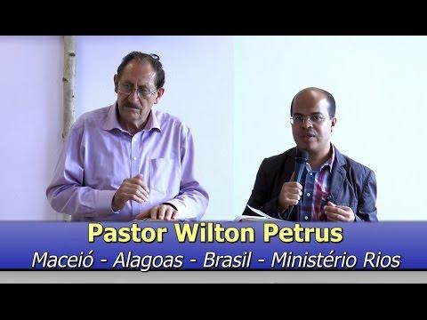 Pastor Wilton Petrus - Evangelische Shalom-Gemeinde - Frankfurt/Germany