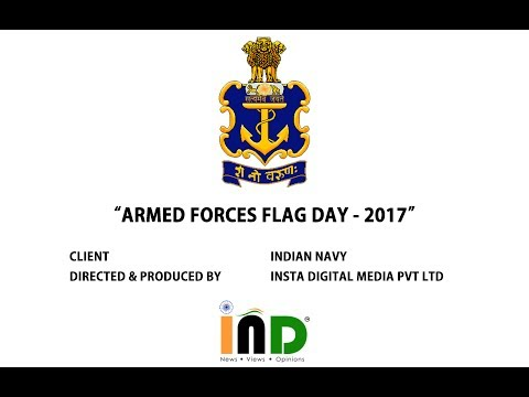 Armed Forces Flag Day 2017