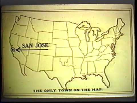 San Jose: Then and Now (1991)
