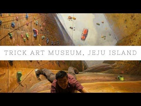 Trick Art Museum, Jeju Island Vacation Travel Guide