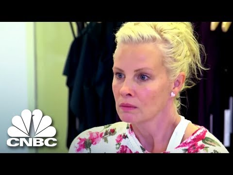Marcus Lemonis Confronts Monica Potter About Her Store's Progress  The Profit  CNBC Prime