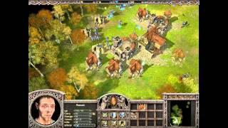 "Armies of Exigo - Empire Campaign - Mission 1 ""The Borderlands"" [HD]"