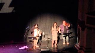 """Live performance of the theme from the new """"Outlander"""" TV show, """"The Skye Boat Song"""""""