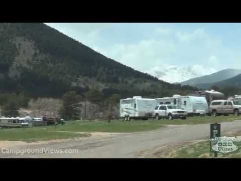 full hookup campgrounds in colorado