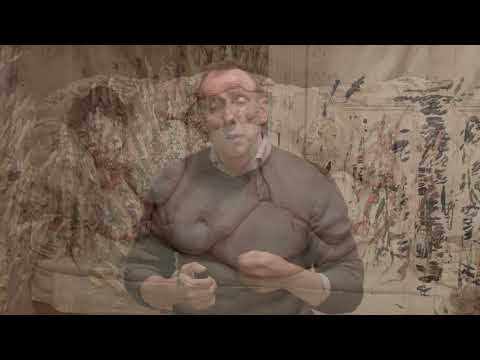 The Lucian Freud Studio Series: How Freud Painted