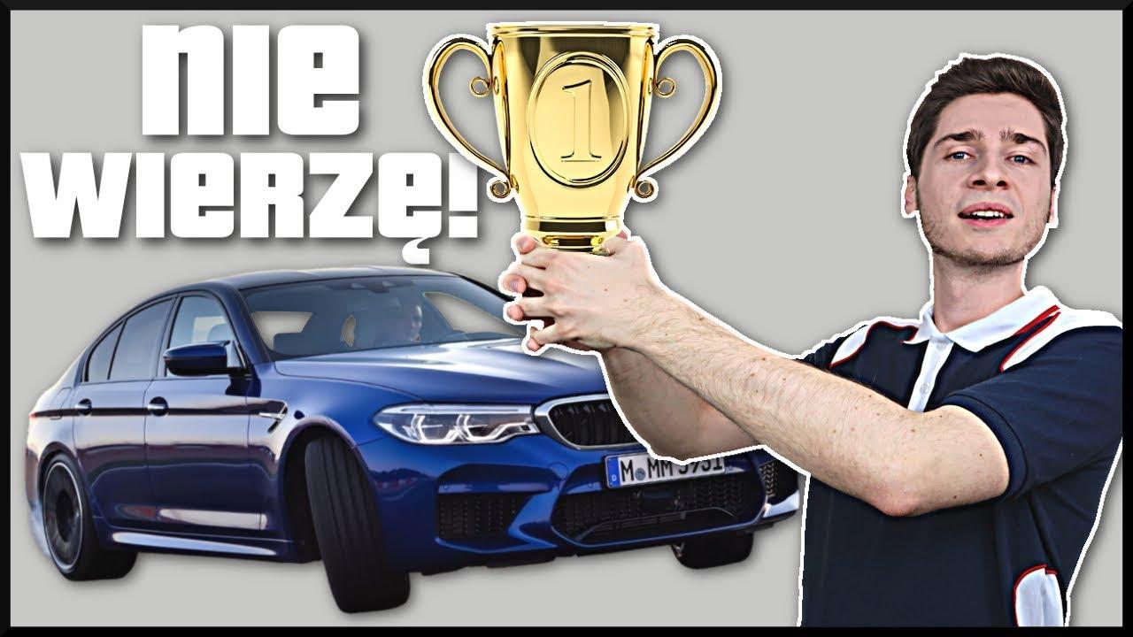 REKORD GUINNESSA W DRIFCIE BMW M5 – MotoInfo #13