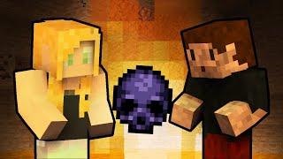 TAJEMNICA OBSYDIANOWEJ CZASZKI! - Minecraft WULKAN