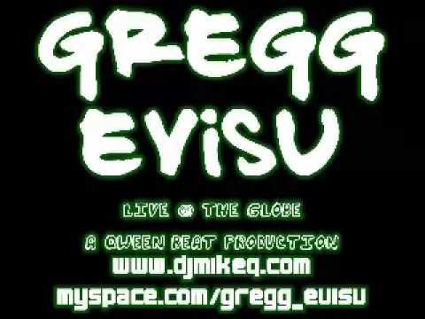 Gregg Evisu Live At The Globe 11.20