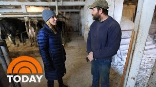 Wisconsin Farmer Reveals Why He Abandoned Democrats: In Trump They Trust | TODAY