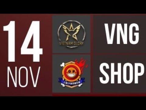 Vietnam Glory vs Shanghai OP | RPL APAC II
