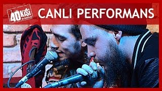 4 Kasım 2013 akşamı If Performance Hall'de, VooDoo Records'tan Ezhe...