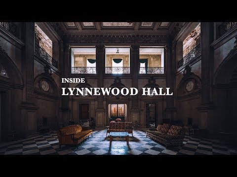 Inside Lynnewood Hall // Abandoned Titanic Mansion