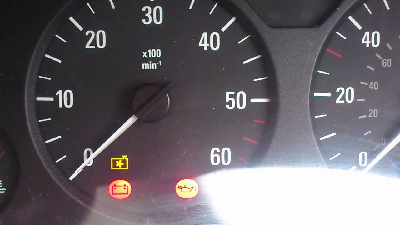 Vauxhall Astra G error code