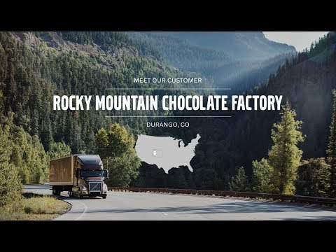 Volvo Trucks – Comfort And Safety For The Long-haul – Rocky Mountain Chocolate Factory