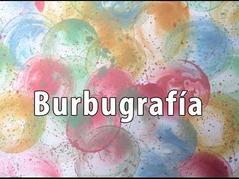 c mo pintar con burbujas youtube