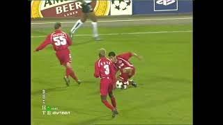 25 09 2002 Лига чемпионов Первый групповой турнир 2 тур Спартак Москва Валенсия Испания