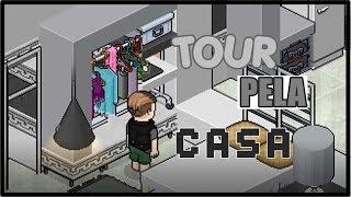 TOUR PELA MINHA CASA   HABBO