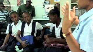 UNICEF: Jamaica - HIV/AIDS - Field Worker (short)
