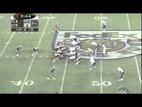 1999 BCS Orange Bowl: #7 Florida Gators vs. #18 Syracuse Orange