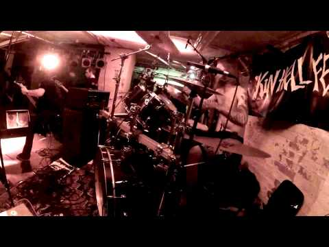 Man Must Die - Kill it, Skin it, Wear it (James Burke Drum Cam)
