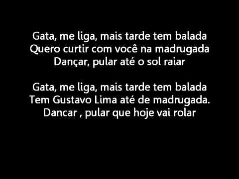 Gustavo Lima - Balada Boa lyrics