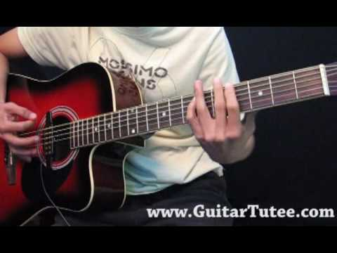 Greenday - Holiday, by www.GuitarTutee.com