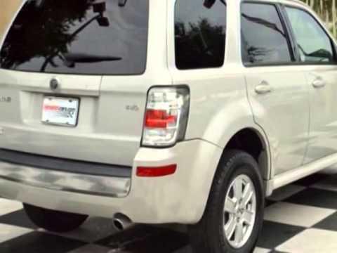 2009 Mercury Mariner 4WD 4dr V6 SUV - Wilmington, NC