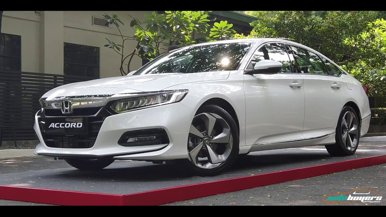 All-new Honda Accord 2019 Launch