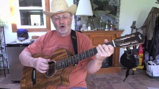 1214  I'm Going To Hire A Wino - David Frizzell cover with chords and lyrics