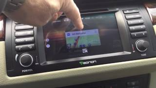 Video Eonon GA6166 in BMW E53 download MP3, 3GP, MP4, WEBM, AVI, FLV Maret 2018