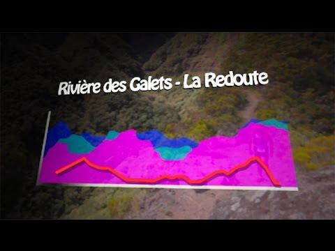 Le parcours du Grand Raid 2016- 5/5 : de la Rivière des Galets à la Redoute