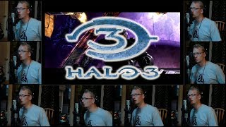 Halo 3 Theme - Never Forget Acapella