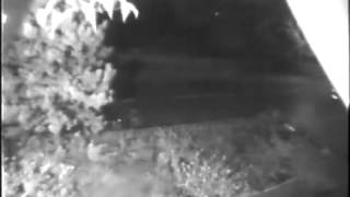 Ghost caught on CCTV in Keighley, West Yorkshire, England, UK