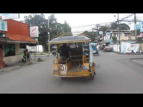 Short Ride sa Tanjay City.