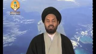 Lecture 87 (Qayamat 5) Maut Ke Baad by Maulana Syed Shahryar Raza Abidi.