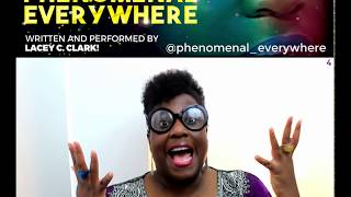 Know More About The Best Woman Show By Lacey C.Clark | Part 4 | Phenomenal Everywhere